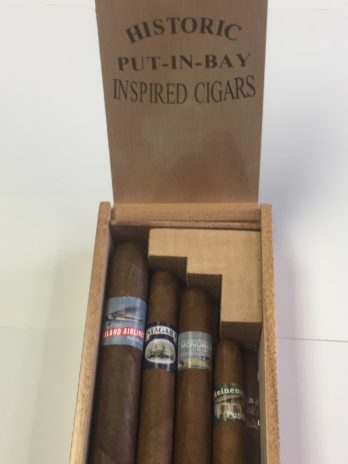 Put-In-Bay Historic Series of 8 Cigars