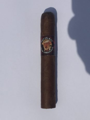 Put-In-Bay Cigar Ambassador Maduro Cigars Robusto 50 X 5